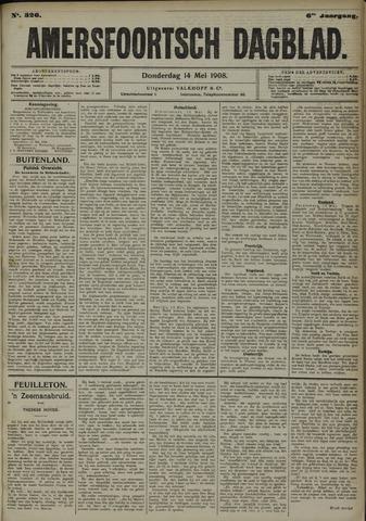 Amersfoortsch Dagblad 1908-05-14