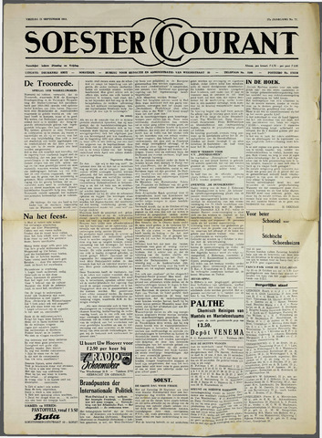 Soester Courant 1951-09-21