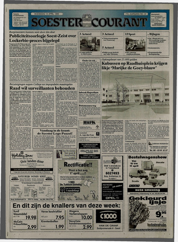 Soester Courant 1999-04-14