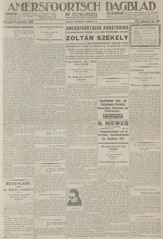 Amersfoortsch Dagblad / De Eemlander 1928-12-10