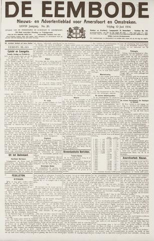 De Eembode 1914-06-12