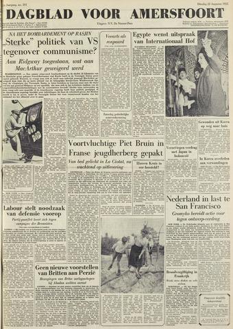 Dagblad voor Amersfoort 1951-08-28
