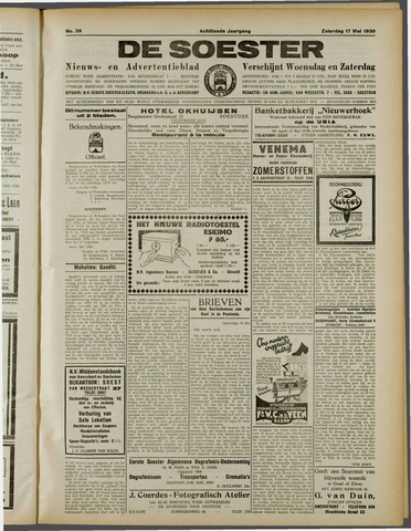 De Soester 1930-05-17