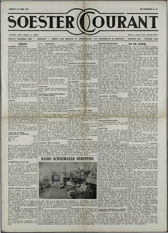 Soester Courant 1957-04-26