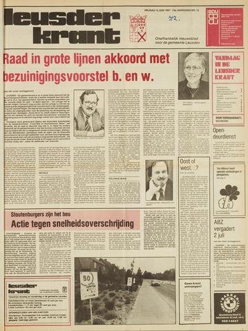 Leusder Krant 1981-06-12