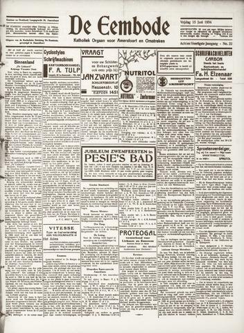De Eembode 1934-06-15