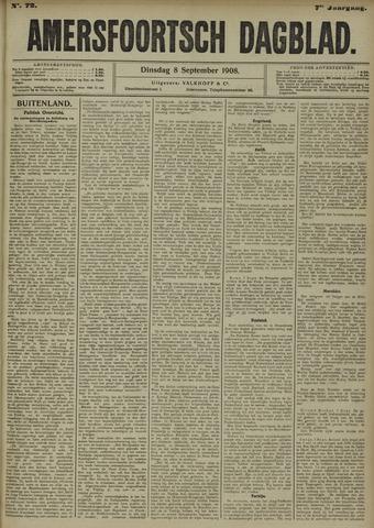 Amersfoortsch Dagblad 1908-09-08