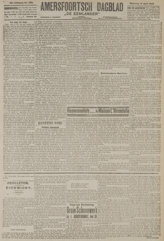 Amersfoortsch Dagblad / De Eemlander 1920-04-19
