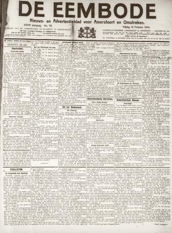 De Eembode 1914-02-13