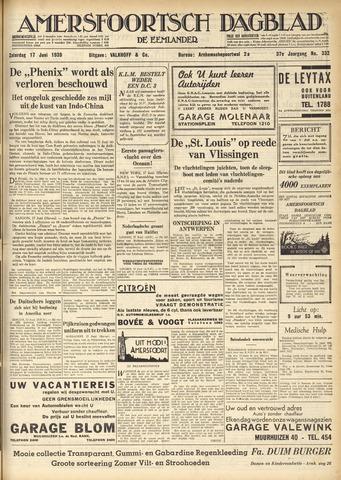 Amersfoortsch Dagblad / De Eemlander 1939-06-17