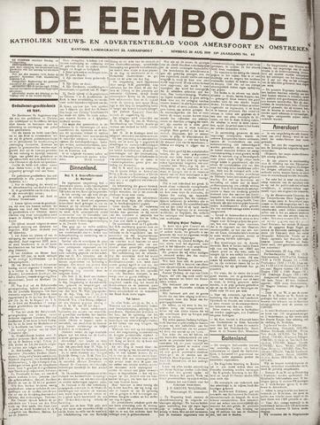 De Eembode 1919-08-26