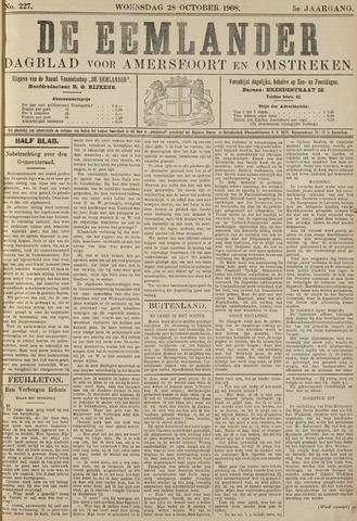De Eemlander 1908-10-28