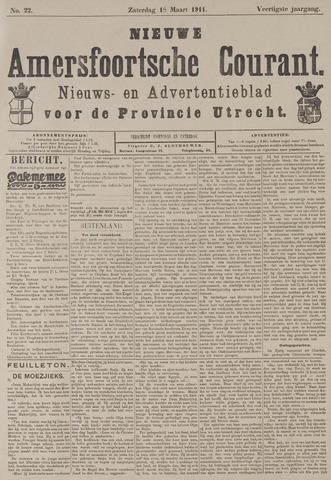 Nieuwe Amersfoortsche Courant 1911-03-18