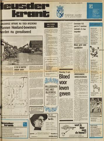 Leusder Krant 1975-08-28