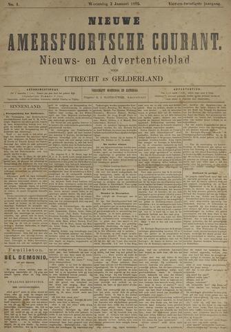 Nieuwe Amersfoortsche Courant 1895-01-02