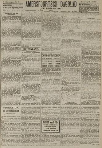 Amersfoortsch Dagblad / De Eemlander 1923-07-19