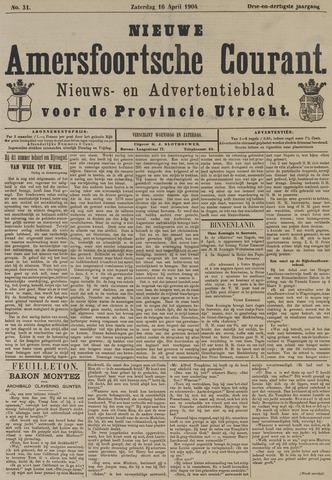Nieuwe Amersfoortsche Courant 1904-04-16