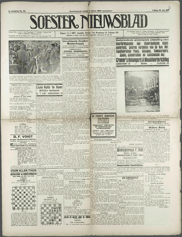 Soester Courant 1927-07-29