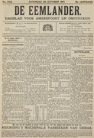 De Eemlander 1911-10-28