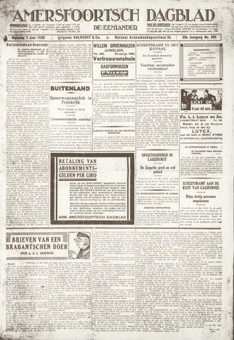 Amersfoortsch Dagblad 1930