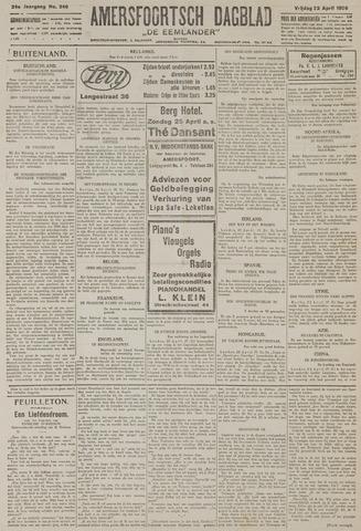 Amersfoortsch Dagblad / De Eemlander 1926-04-23