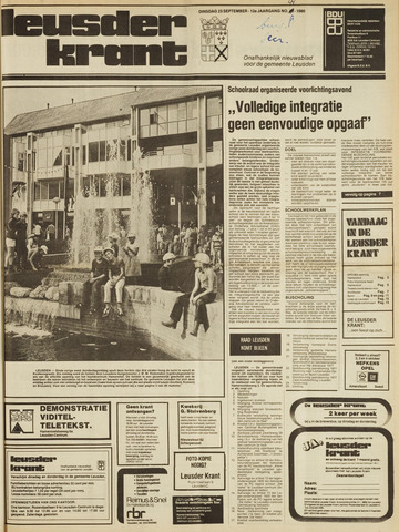 Leusder Krant 1980-09-23