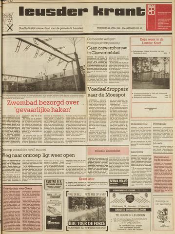 Leusder Krant 1990-04-25