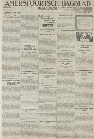 Amersfoortsch Dagblad / De Eemlander 1929-05-16