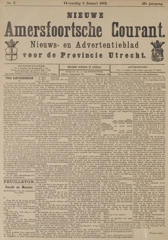 Nieuwe Amersfoortsche Courant 1913-01-08