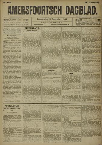 Amersfoortsch Dagblad 1909-12-16