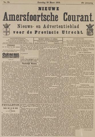 Nieuwe Amersfoortsche Courant 1913-03-29