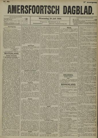 Amersfoortsch Dagblad 1908-07-29