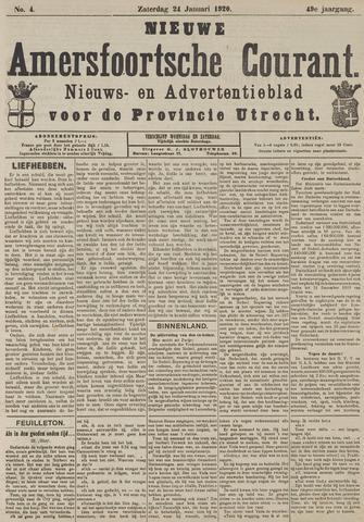 Nieuwe Amersfoortsche Courant 1920-01-24