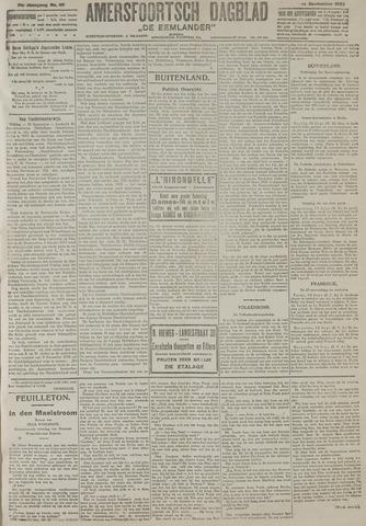 Amersfoortsch Dagblad / De Eemlander 1922-09-18