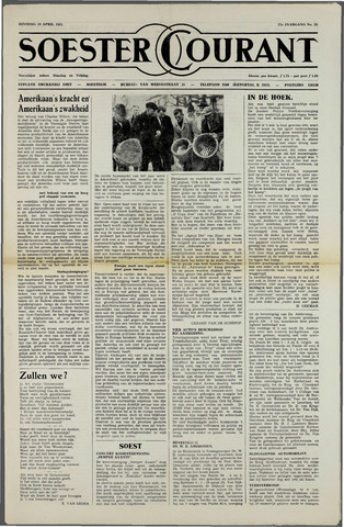 Soester Courant 1951-04-10