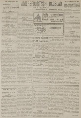 Amersfoortsch Dagblad / De Eemlander 1925-02-09