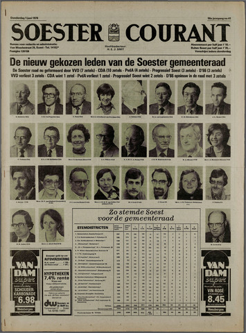 Soester Courant 1978-06-01
