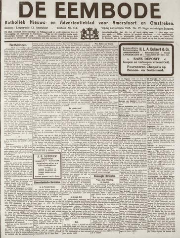 De Eembode 1915-12-24