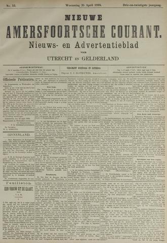 Nieuwe Amersfoortsche Courant 1894-04-25
