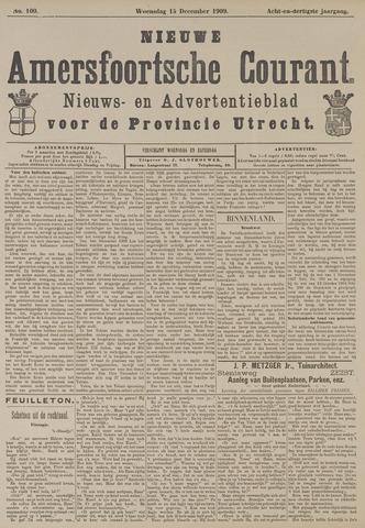 Nieuwe Amersfoortsche Courant 1909-12-15