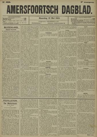 Amersfoortsch Dagblad 1909-05-10