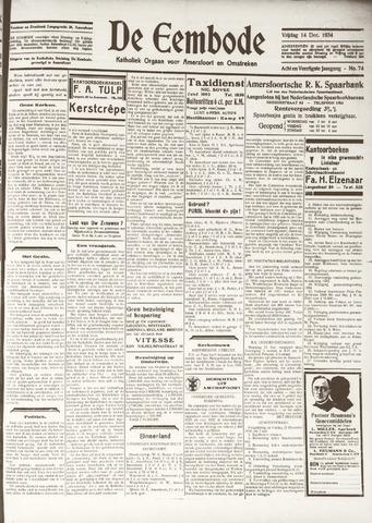 De Eembode 1934-12-14