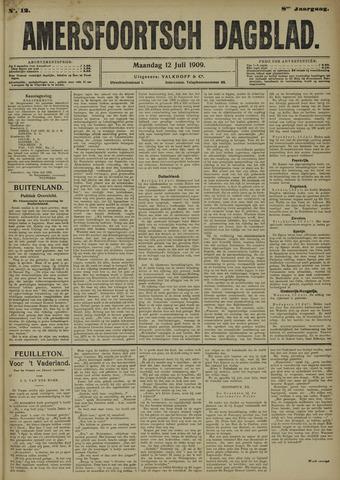 Amersfoortsch Dagblad 1909-07-12