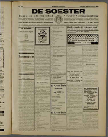 De Soester 1930-12-20