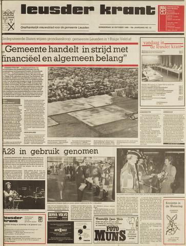 Leusder Krant 1986-10-30