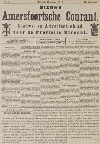 Nieuwe Amersfoortsche Courant 1916-01-15