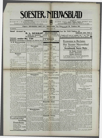 Soester Courant 1936-01-24