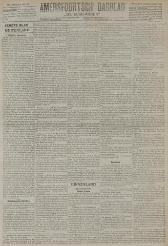 Amersfoortsch Dagblad / De Eemlander 1919-11-12
