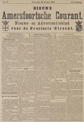 Nieuwe Amersfoortsche Courant 1912-10-30