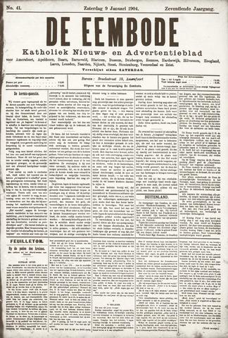 De Eembode 1904-01-09